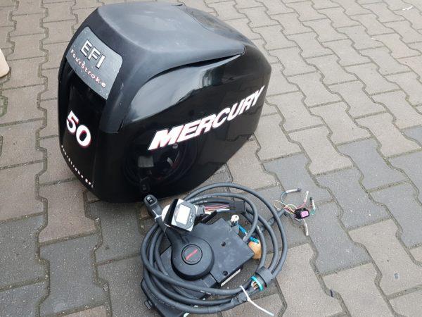 mercury 50km silnik zaburtowy
