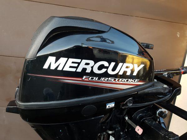 silnik zaburtowy mercury 25 km