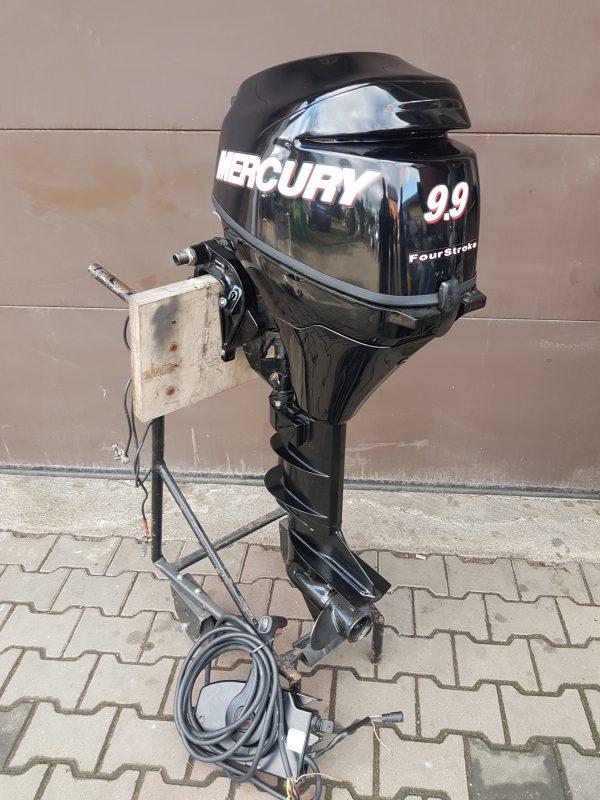 silnik zaburtowy mercury 9.9 KM L rozrusznik,silnikizaburtowe.pl