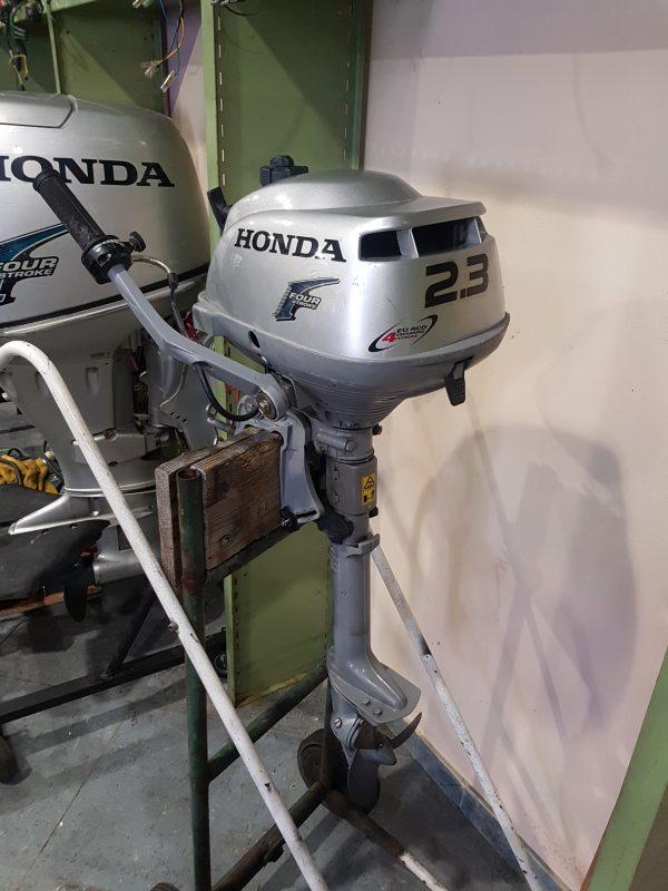 Honda 2.3 KM silnik zaburtowy stopa S rumpel