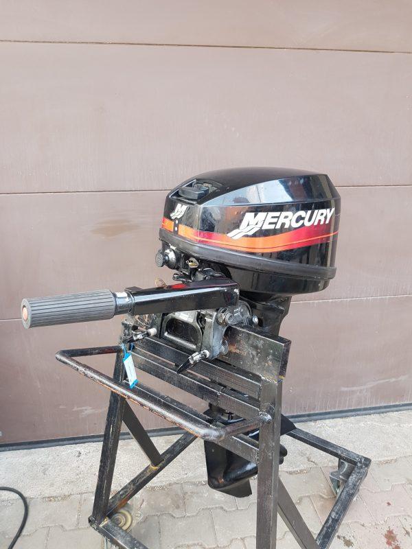 mercury 8 km,silnik zaburtowy,