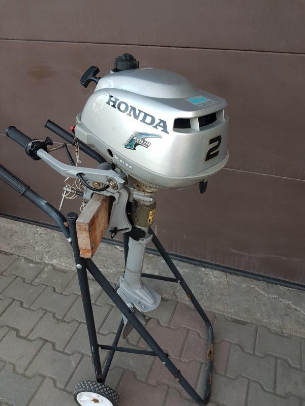 Honda BF2 , silnik zaburtowy,4suw