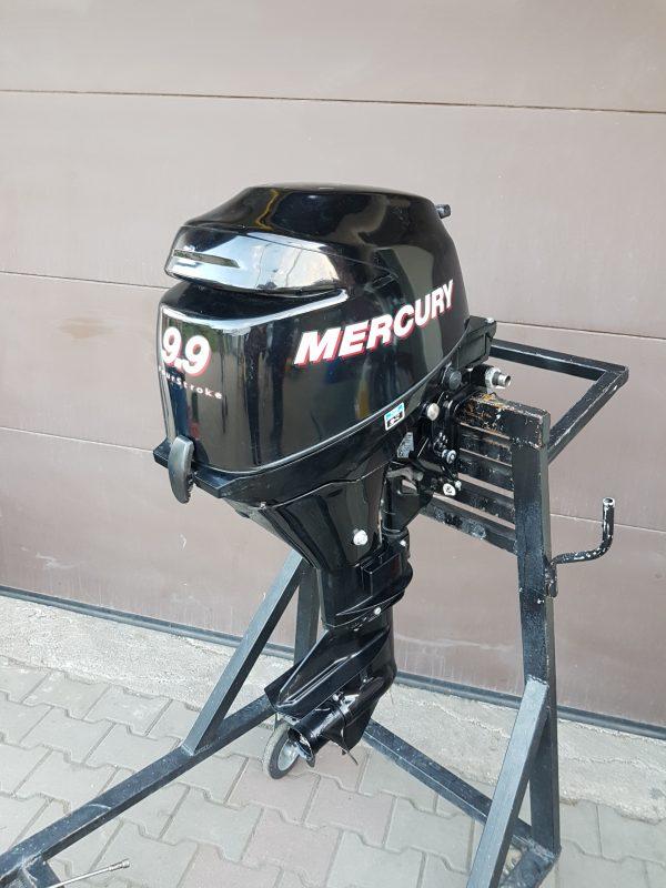 mercury 9.9, silnik zaburtowy,4suw,stopa s,