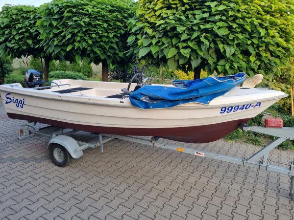 Texas 420,łódź motorowa